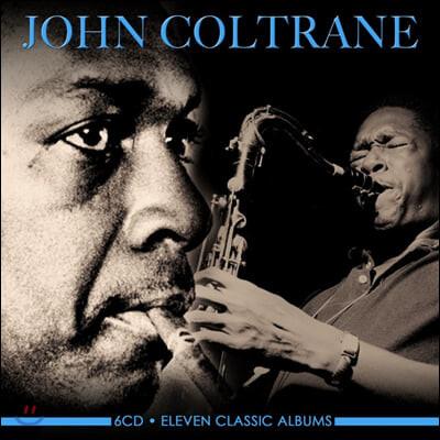 John Coltrane (존 콜트레인) - Eleven Classic Albums