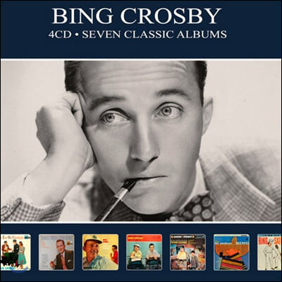 Bing Crosby (빙 크로스비) - Seven Classic Albums