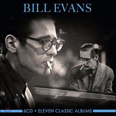 Bill Evans (빌 에반스) - Eleven Classic Albums