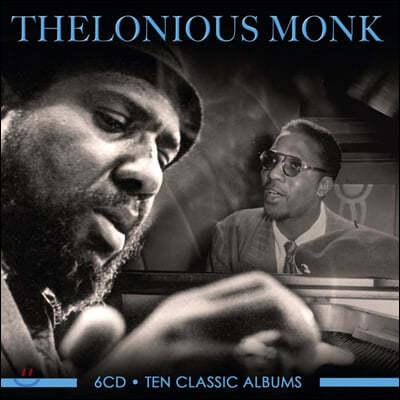 Thelonious Monk (텔로니어스 몽크) - Ten Classic Albums