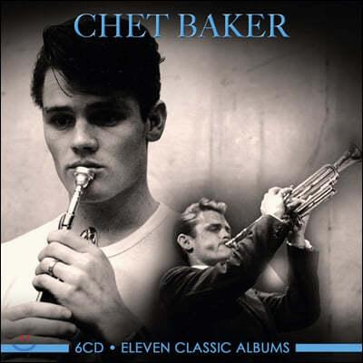Chet Baker (쳇 베이커) - Eleven Classic Albums