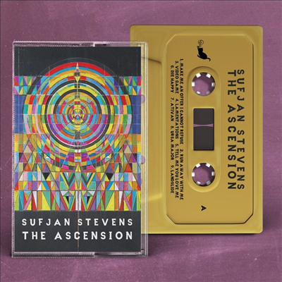 Sufjan Stevens - Ascension(Cassette Tape)