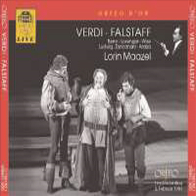 베르디 : 팔스타프 (Verdi : Falstaff) - Lorin Maazel