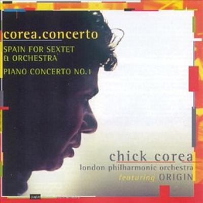 칙 코리아 : 스페인, 피아노협주곡 1번 (Chick Corea : Spain, Piano Concerto No.1) - Chick Corea
