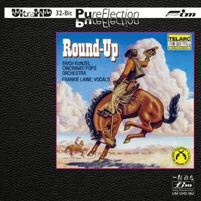 라운드 업 (Round Up) (Ultra HDCD) - Erich Kunzel