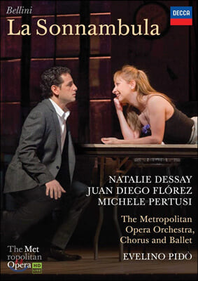 Natalie Dessay 벨리니: 오페라 '몽유병 여인' - 나탈리 드세이 / 후안 디에고 플로레즈 (Bellini: La Sonnambula)