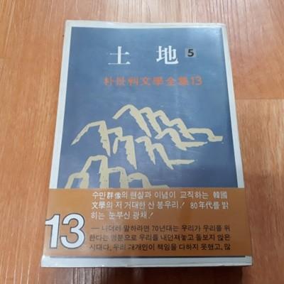 (박경리문학전집 13) 토지 5