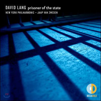 Jaap van Zweden 데이비드 랭: 오페라 '국가의 죄수' (David Lang: Prisoner of the State)