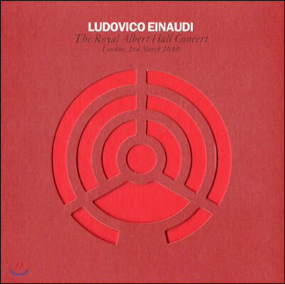 루도비코 에이나우디 로열 알버트홀 콘서트 실황 (Ludovico Einaudi - Royal Albert Hall Concert) [2CD+DVD]
