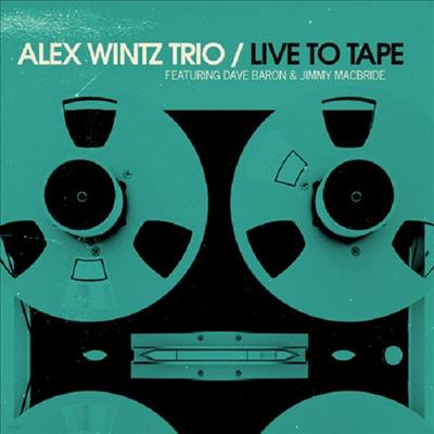 Alex Wintz - Live To Tape (Digipack)