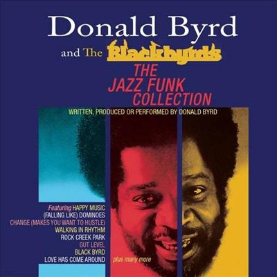 Donald Byrd & the Blackbyrds - Jazz Funk Collection (Bonus Tracks)(3CD)