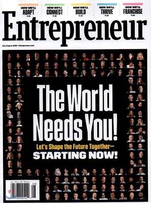 Entrepreneur (월간) : 2020년 07월