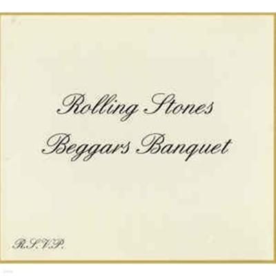 [수입] Rolling Stones - Beggars Banquet [+7 Bonus Track][Digipack]