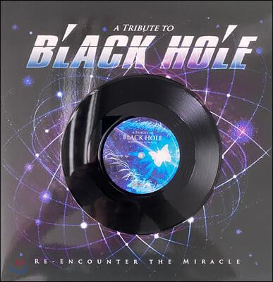 블랙홀 데뷔 30주년 기념 헌정 앨범 (Black Hole - Re-encounter the Miracle) [2LP]