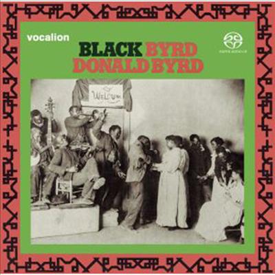 Donald Byrd - Black Byrd (Original Analog Remastered) (SACD Hybrid)
