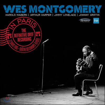 Wes Montgomery (웨스 몽고메리) - In Paris: The Definitive ORTF Recording