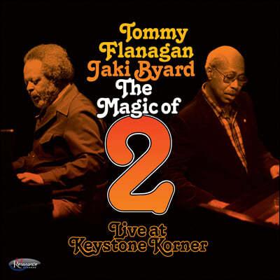 Tommy Flanagan & Jaki Byard (토미 플라나건 & 재키 바이어드) - The Magic of 2