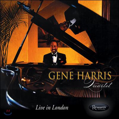 Gene Harris (진 해리스) - Live in London