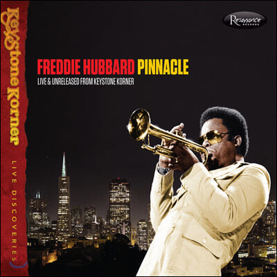 Freddie Hubbard (프레디 허버드) - Pinnacle: Live and Unreleased from Keystone Korner