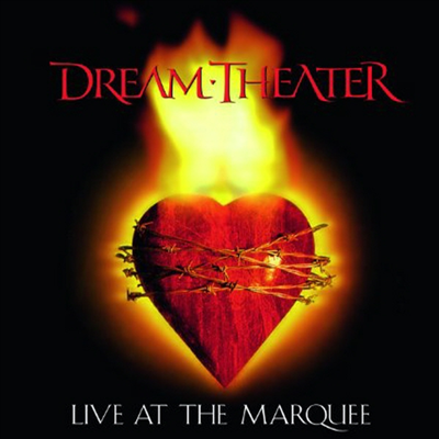 Dream Theater - Live At The Marquee (180g Audiophile Vinyl LP)