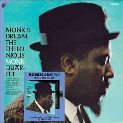 Thelonious Monk - Monk's Dream (Ltd. Ed)(180G)(LP+CD)