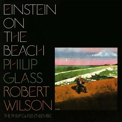 필립 글래스: 해변의 아인슈타인 (Philip Glass: Einstein on the Beach) (180g)(4LP) - Michael Riesman