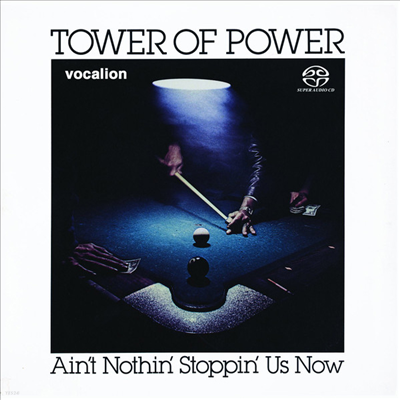 Tower Of Power - Ain't Nothin' Stoppin' Us Now (Original Analog Remastered) (SACD Hybrid)