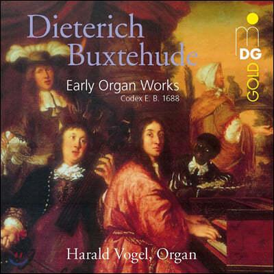 Harald Vogel 북스테후데: 초기 오르간 작품집 (Buxtehude: Early Organ Works)