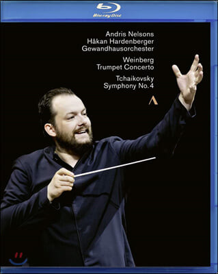Andris Nelsons 바인베르그: 트럼펫 협주곡 / 차이코프스키: 교향곡 4번 외 (Weinberg: Trumpet Concerto / Tchaikovsky: Symphony No. 4)