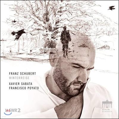 Xavier Sabata 슈베르트: 카운터테너가 부르는 '겨울나그네' - 사비에 사바타( (Schubert: Winterreise)