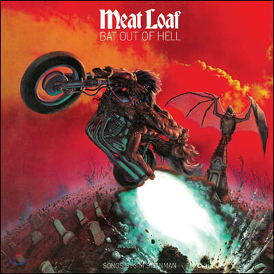 Meat Loaf (미트 로프) - Bat Out Of Hell [LP]