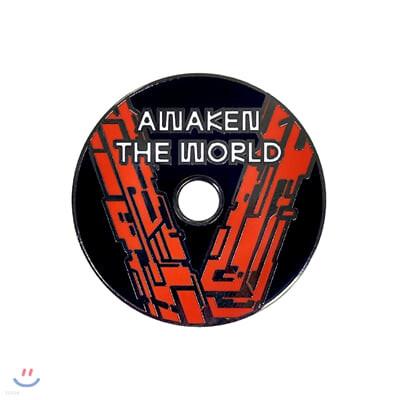WayV - Awaken the world BADGE [B]
