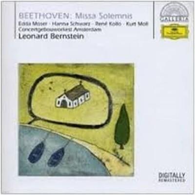 Leonard Bernstein / 베토벤 : 장엄미사(수입/4695462)
