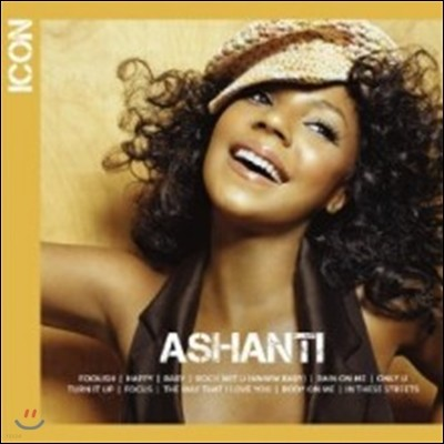 Ashanti - ICON