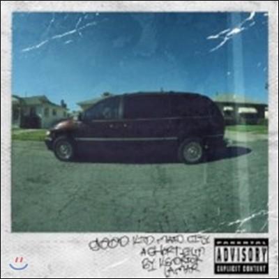 Kendrick Lamar - Good Kid M.A.A.D City (New Version) (Deluxe Edition)