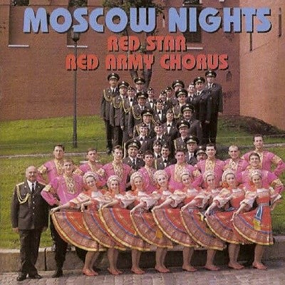 [미개봉] Red Star Red Army Chorus / Moscow Nights (2083)