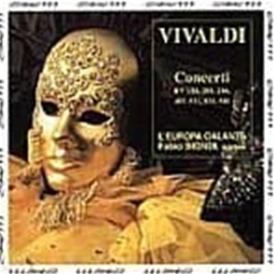 Fabio Biondi / 비발디 : 협주곡 (Vivaldi :Concertos) (수입/OPS3086)