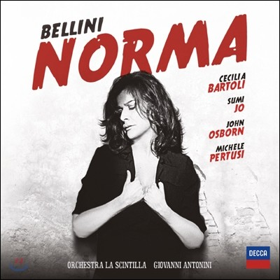 벨리니 : 노르마 - 체칠리아 바르톨리 & 조수미