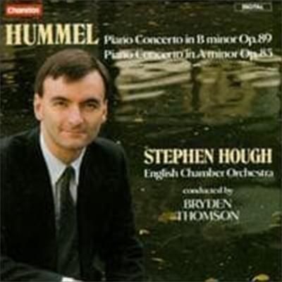 Stephen Hough, Bryden Thomson / 훔멜 : 피아노 협주곡집 (수입/CHAN8507)