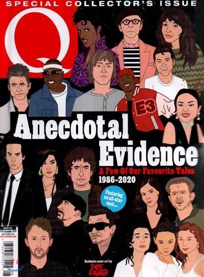 Q magazine (월간) : 2020년 08월