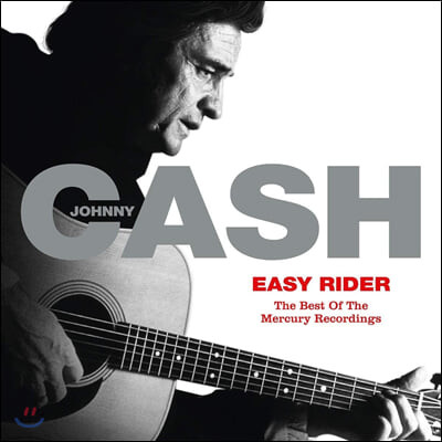 Johnny Cash (조니 캐쉬) - Easy Rider: The Best Of The Mercury Recordings [2LP]