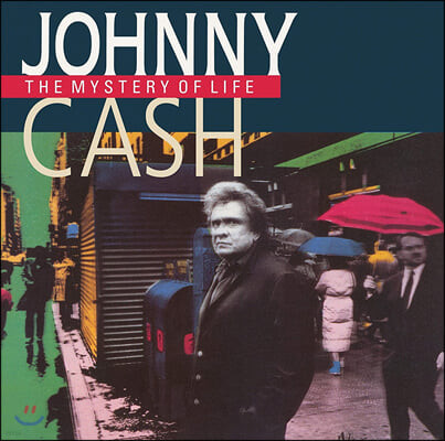 Johnny Cash (조니 캐쉬) - The Mystery Of Life [LP]