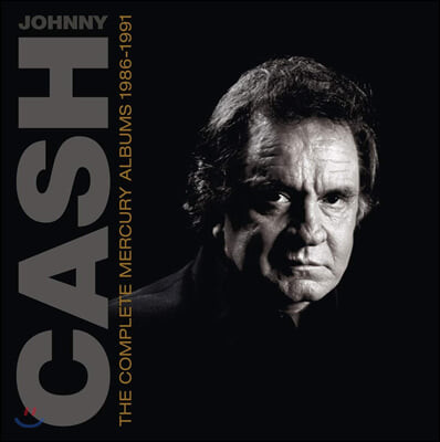 Johnny Cash (조니 캐쉬) - The Complete Mercury Albums 1986 - 1991 [7LP]