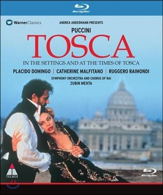 Placido Domingo / Zubin Mehta 푸치니: 토스카 - 플라시도 도밍고, 주빈 메타 (Puccini: Tosca)