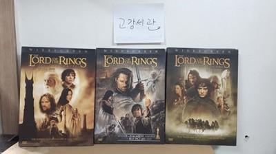 반지의 제왕 - DVD (6 DISC) : 반지원정대+두개의 탑+왕의 귀환 (THE LORD OF THE RING TRILOGY) - DVD