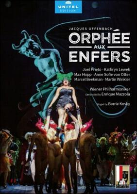 Enrique Mazzola 오펜바흐: 오페라 `지옥의 오르페` (Offenbach: Orphee aux Enfers)