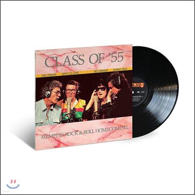 Johnny Cash (조니 캐쉬) - Class Of '55 [LP]