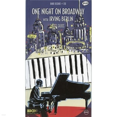 Irving Berlin - One Night In Berlin With Irving Berlin_Irving Berlin 1934 - 1956 (2CD) (수입)