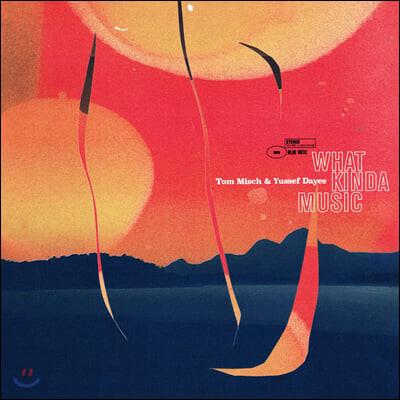 Tom Misch / Yussef Dayes (톰 미쉬, 유세프 다예스) - What Kinda Music [2LP]