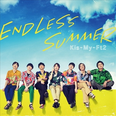 Kis-My-Ft2 (키스마이훗토츠) - Endless Summer (CD+DVD) (초회반 A)